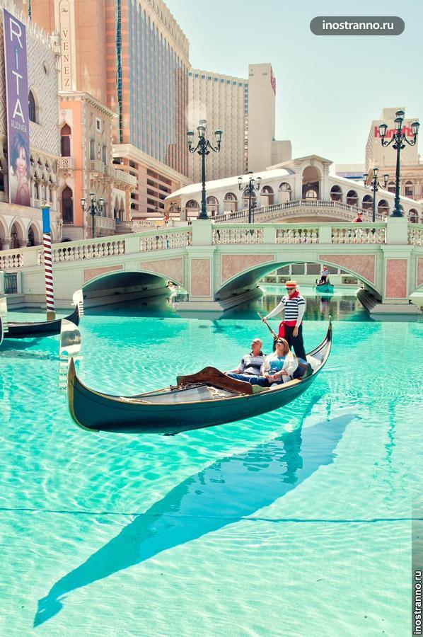 отель венеция лас вегас