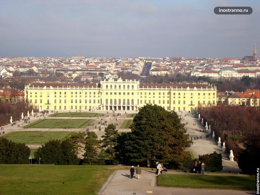 Дворец Шёнбрунн - Вена