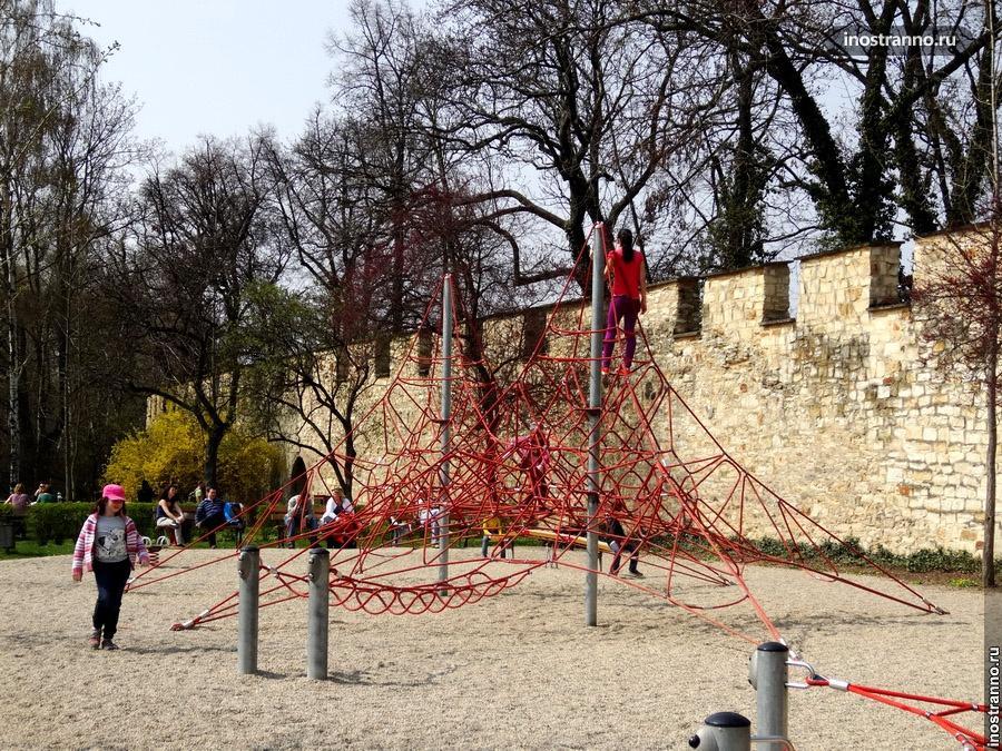 Развлечения - Дети в Праге