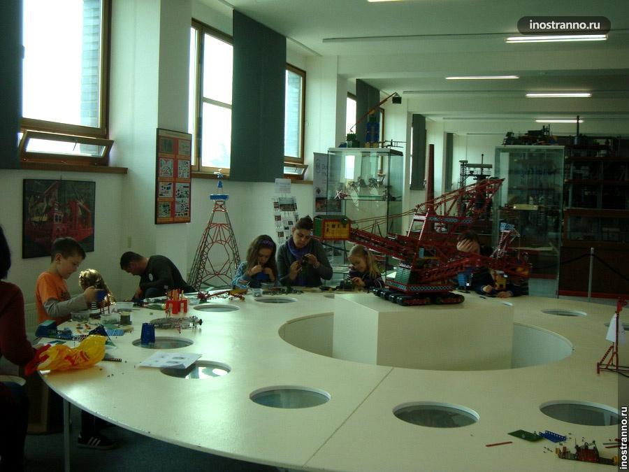 Технический музей в Праге