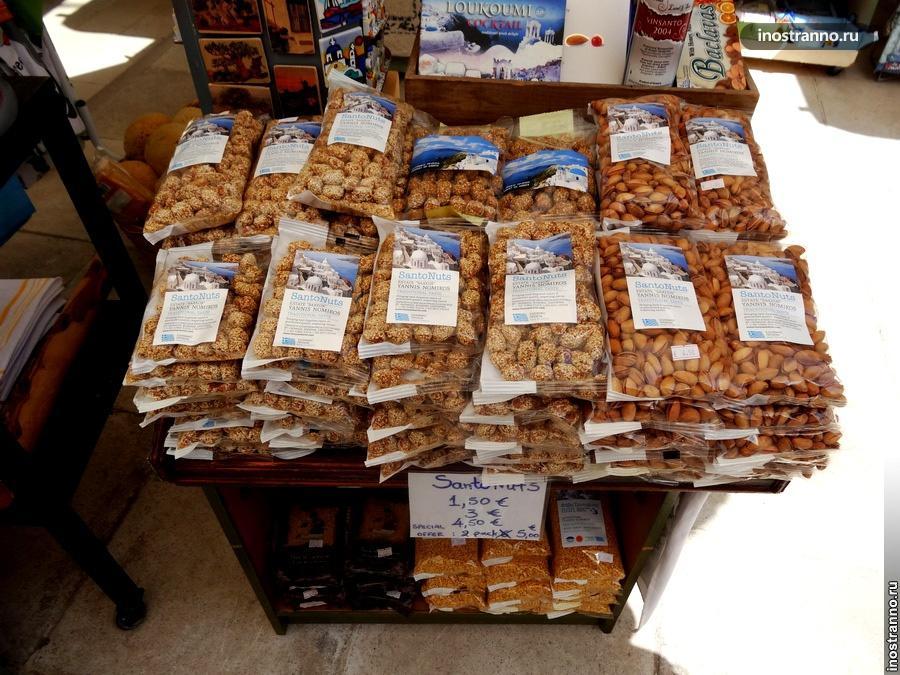 греческие орешки