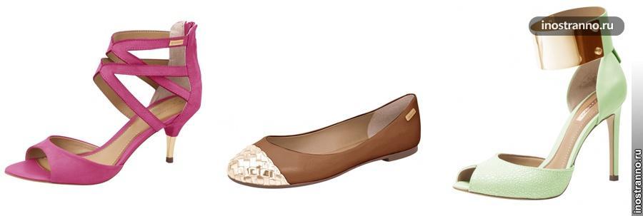 dumond бразильская обувь
