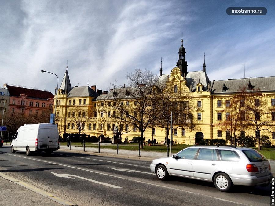 Карлова Площадь (Karlovo náměstí)