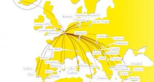 Дешевые авиаперелеты по Европе на лоукостерах