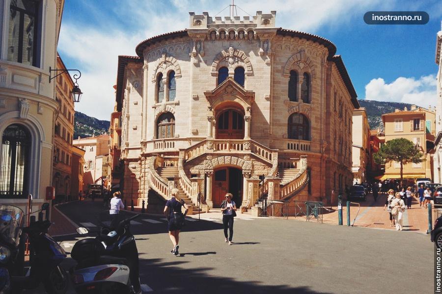 дворец юстиции монако