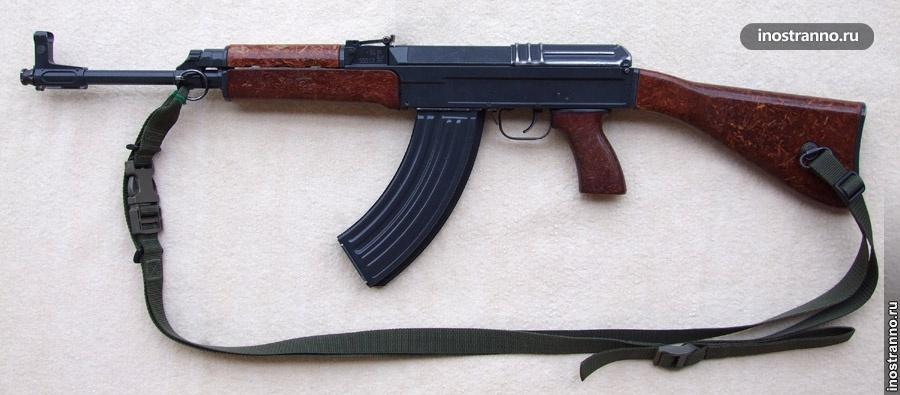 Чешский автомат CZ SA Vz.58