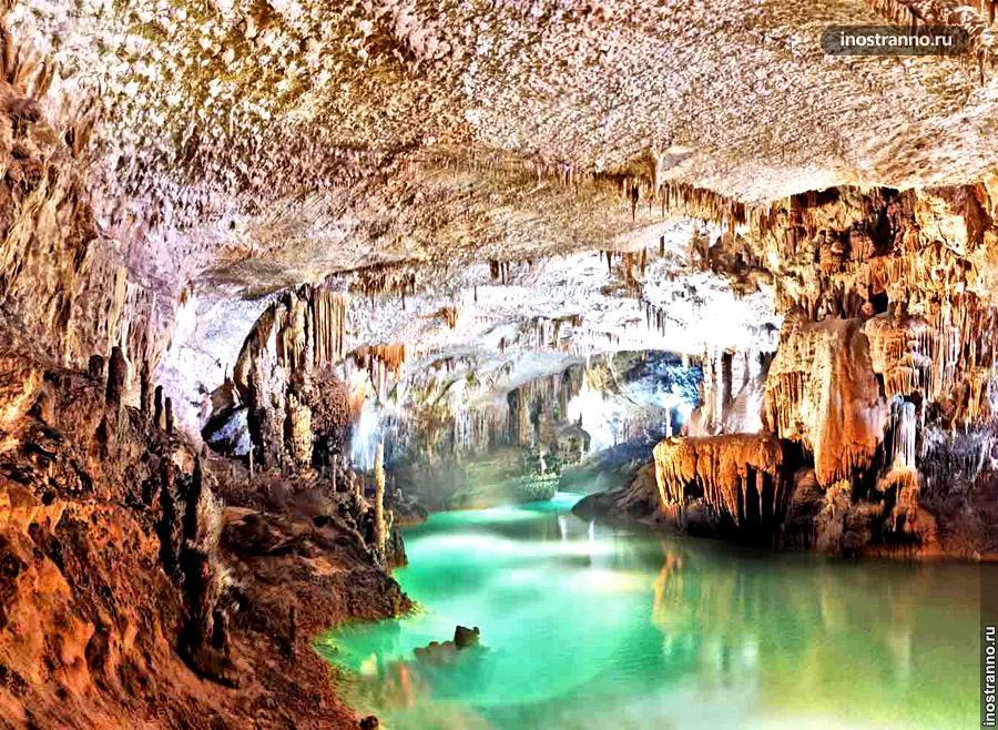 пещера зевса на крите