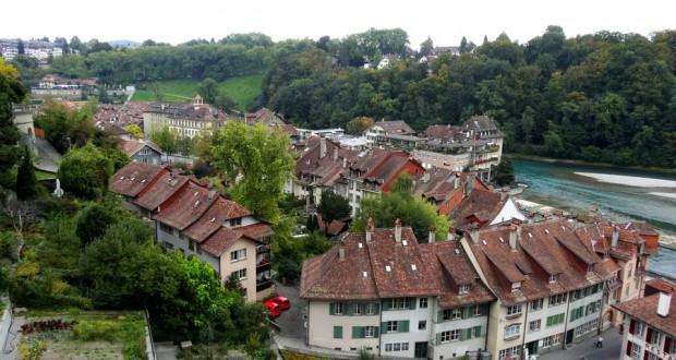 Главный город Швейцарии – Берн