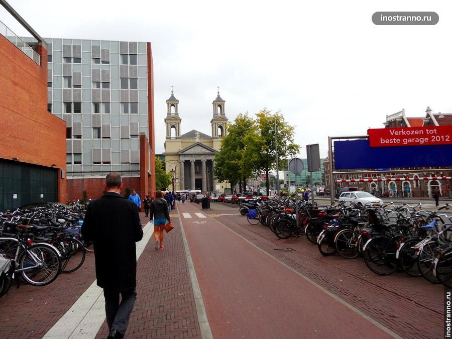 Дороги в Голландии