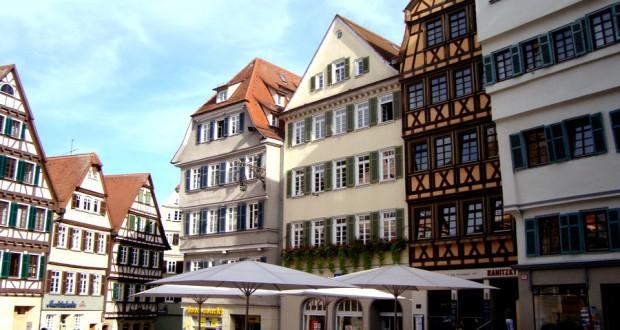 Уютный Тюбинген