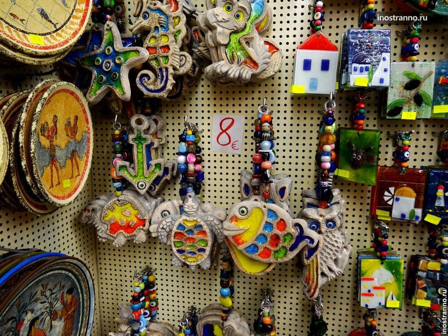 сувениры из агиос николаоса