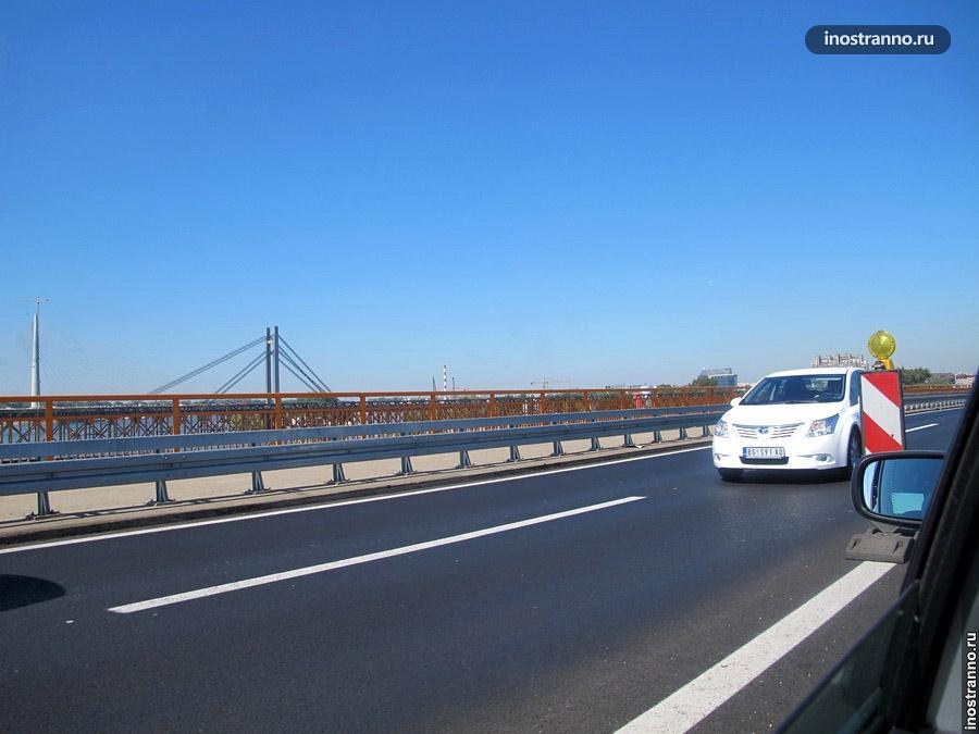 Мосты в Сербии