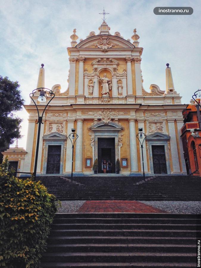 церковь джакомо санта маргерита лигуре