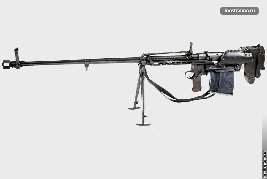 Чехословацкое противотанковое ружье MSS-41