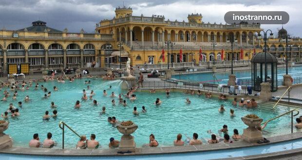 Купальни и термы Будапешта