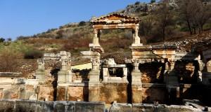 Руины древнего города Эфес