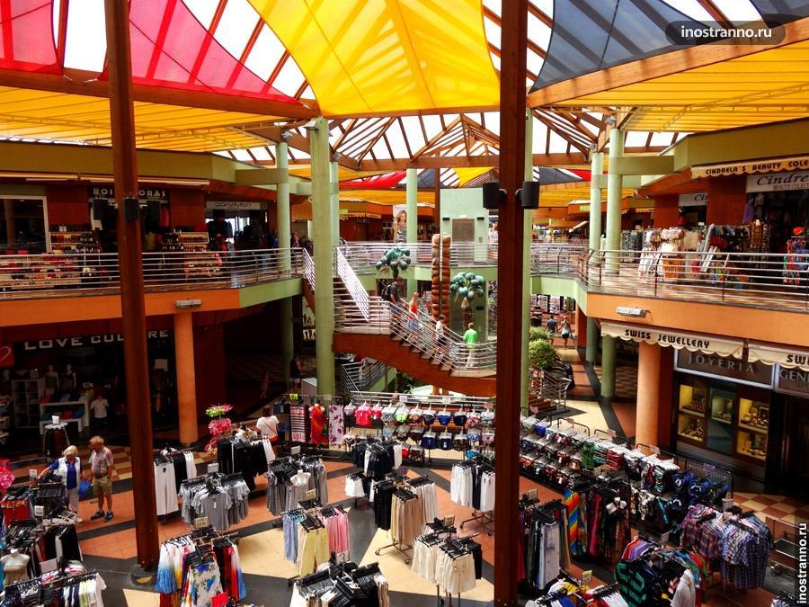 Цены на одежду в Испании