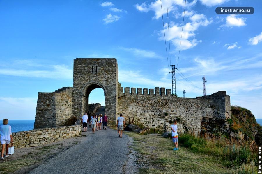 Крепость Калиакра