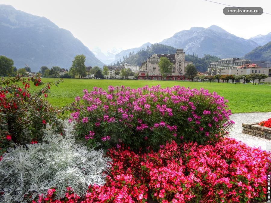 тур в швейцарию