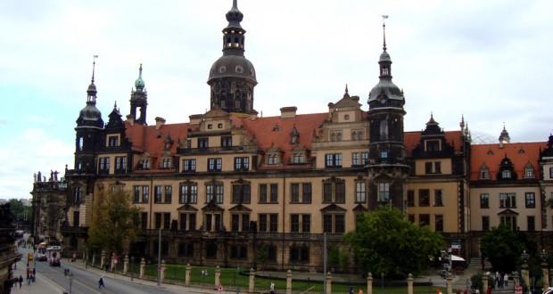 Из Праги в Дрезден на 1 день