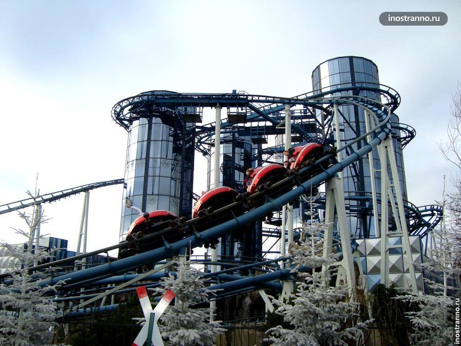 Парки развлечений в Германии