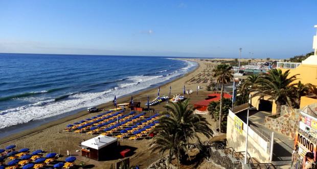 Лучший курорт на Канарах – Маспаломас