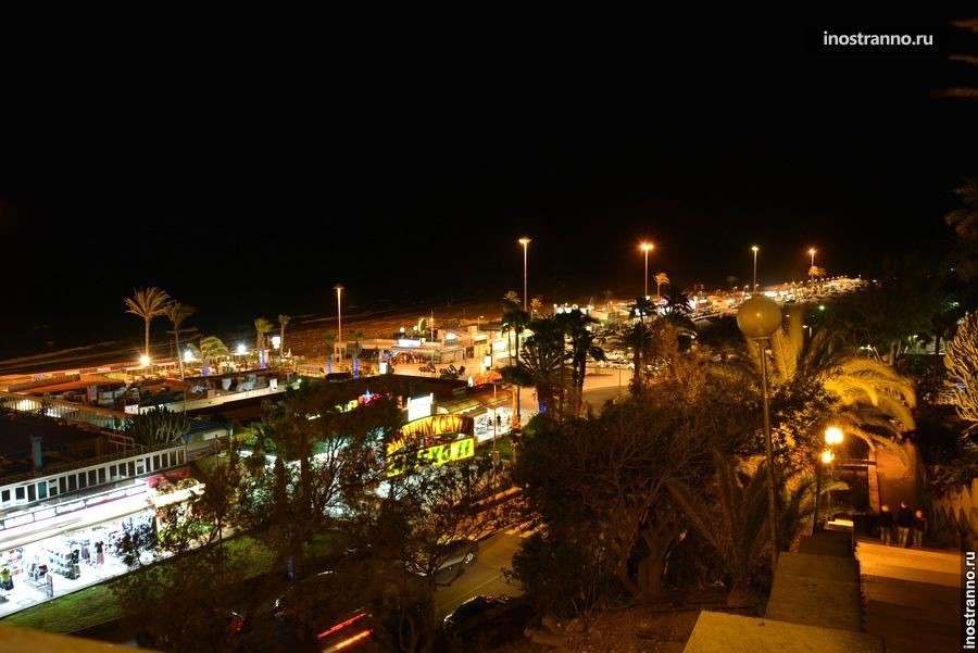 Ночной Маспаломас