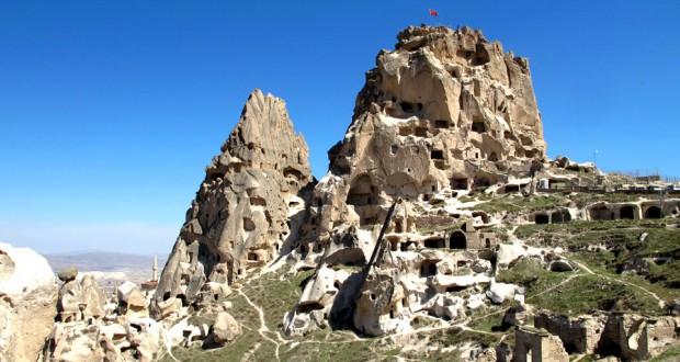 Волшебная Каппадокия в Турции