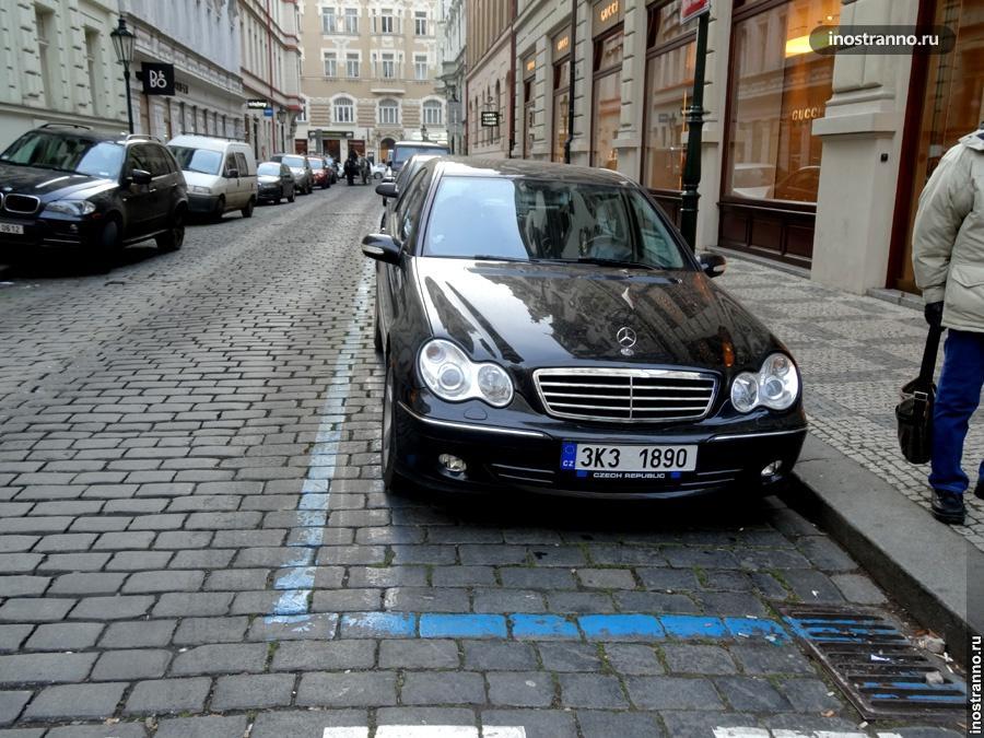 Цены на автомобили Мерседес в Чехии