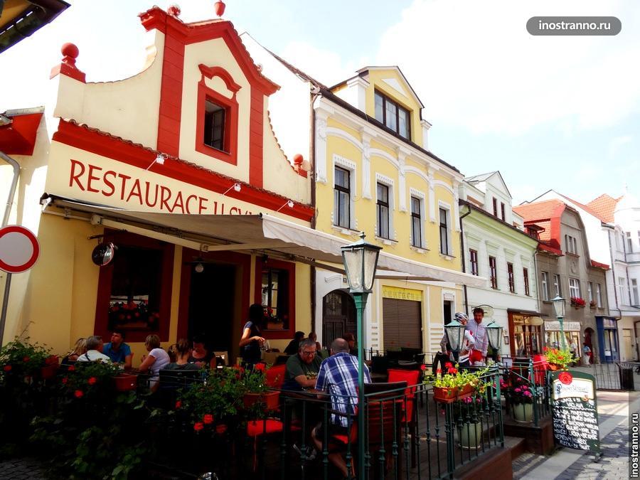 Ресторан в Мельнике