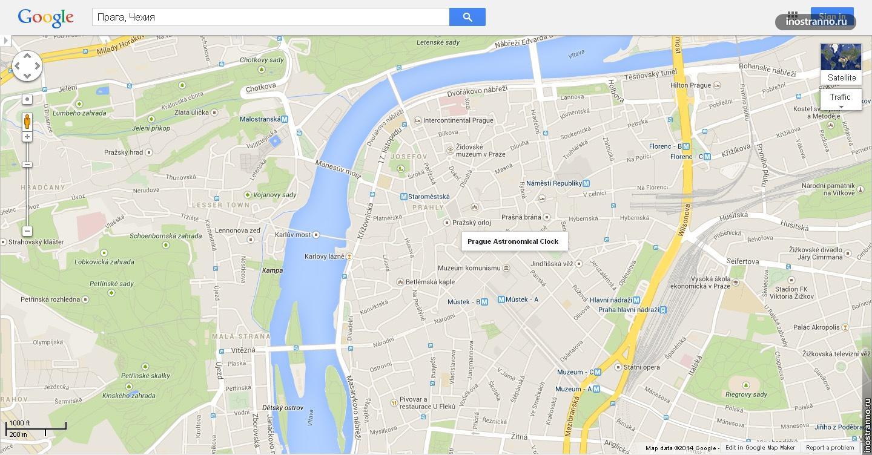 фото гугл карта