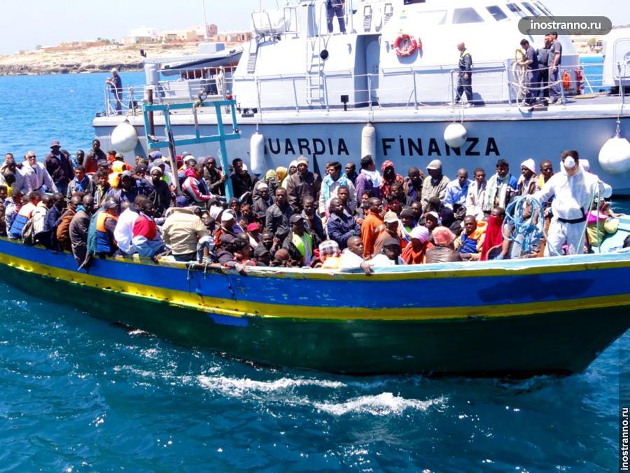 Как иммигрировать в Европу