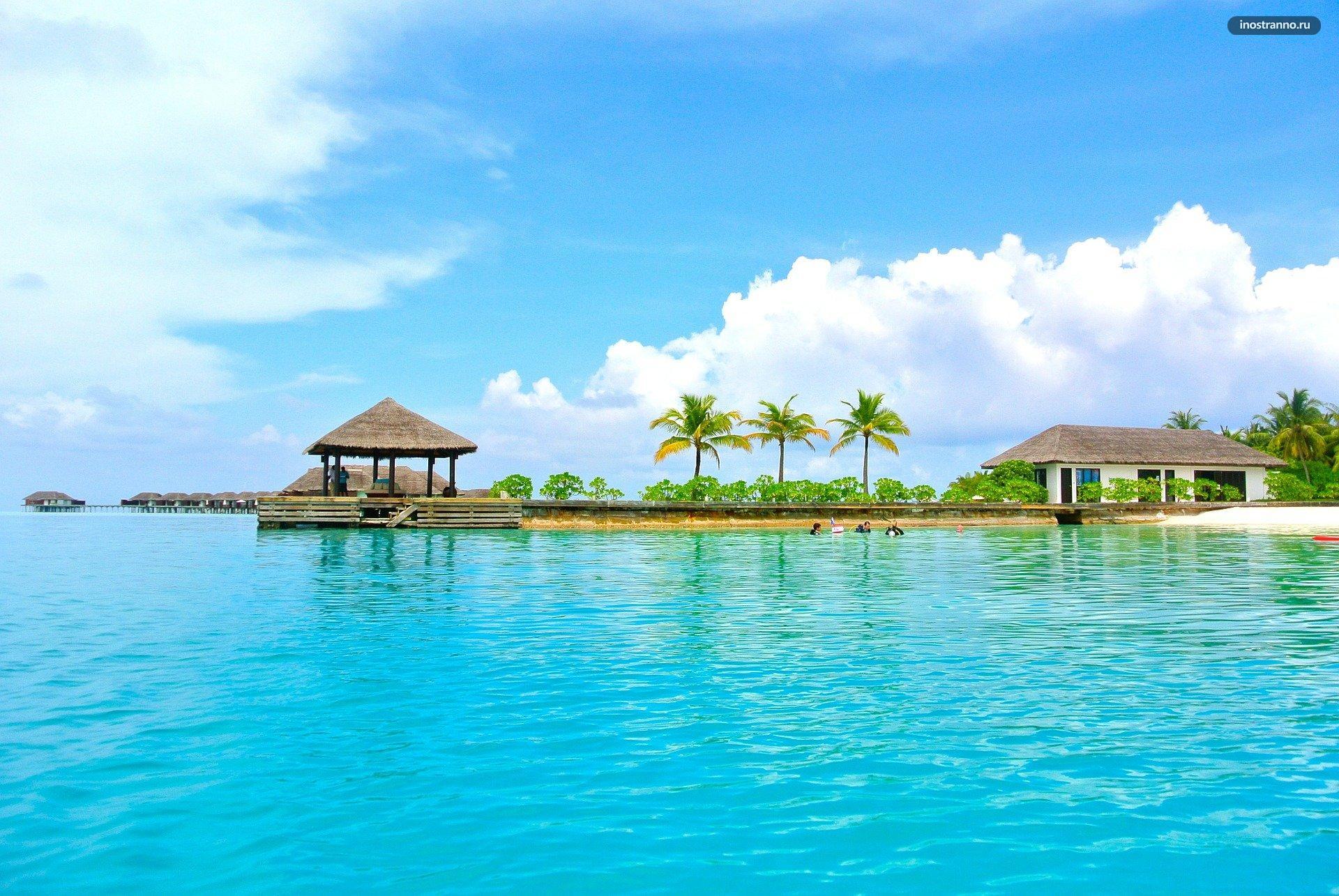 Мальдивы куда поехать отдыхать на море зимой