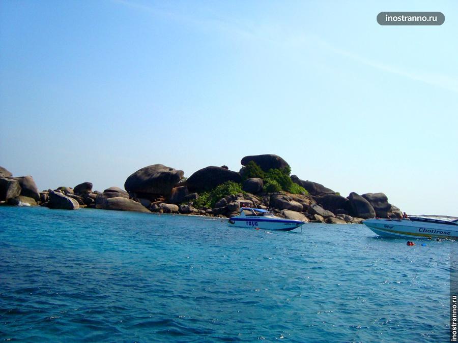 пляжный отдых зимой в Таиланде