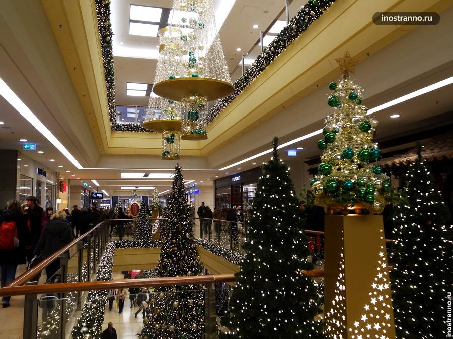 торговые центры Германии