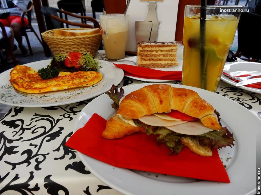 венгерская еда