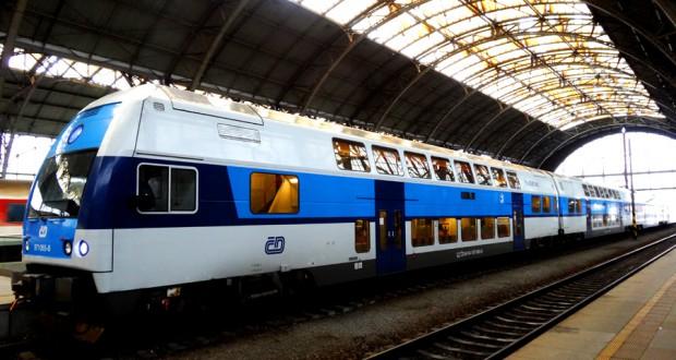 Покупка билета на сайте чешских железных дорог