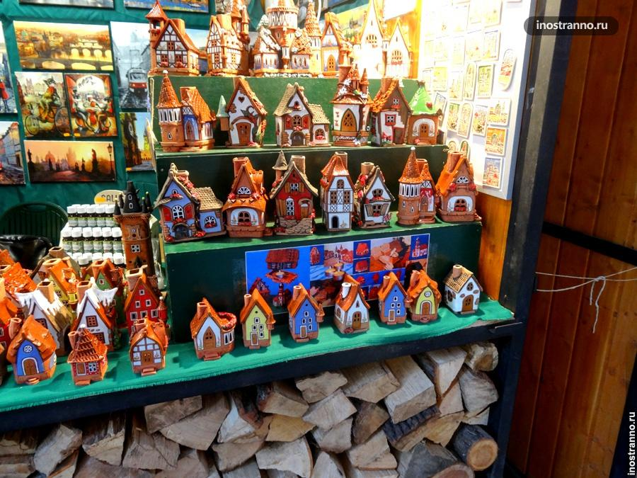 чешские сувениры