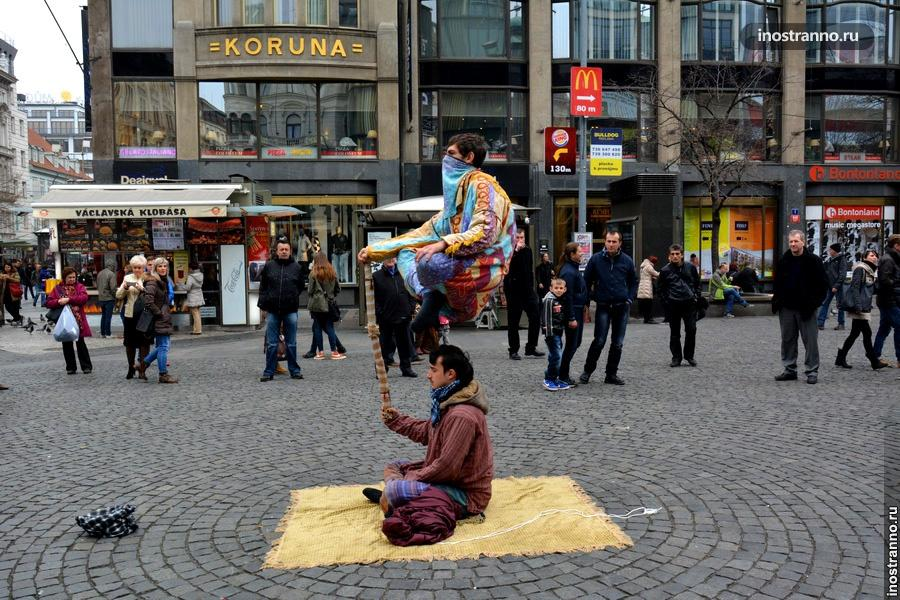 Йоги и левитация