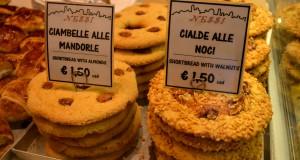 Цены на продукты в Италии