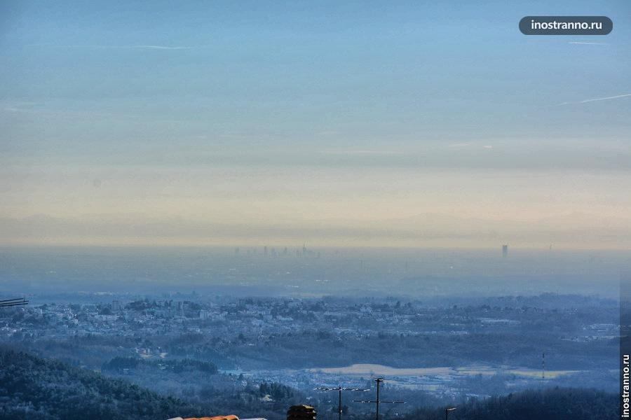 Экология в Милане