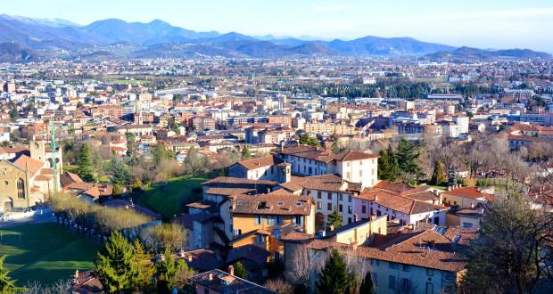 Маршрут поездки по северной Италии