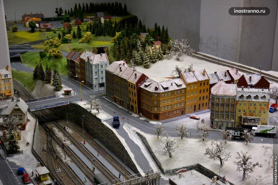 Королевство железных дорог в Праге