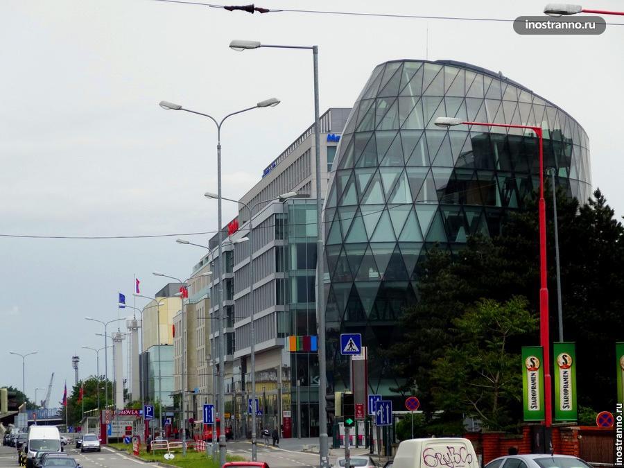 Шопинг-центр в Братиславе