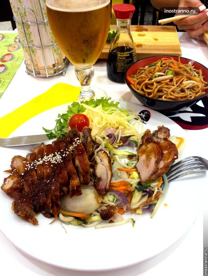 Вьетнамская кухня в Праге