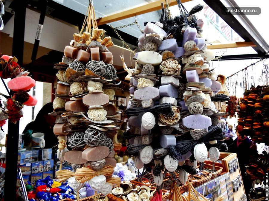 Рынок в Братиславе