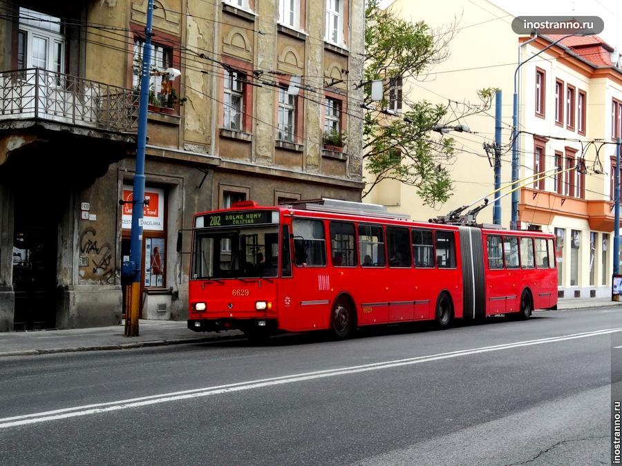 Транспорт в Братиславе