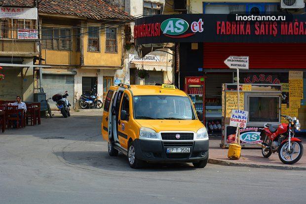 Такси в Анталии, такси из аэропорта, трансфер