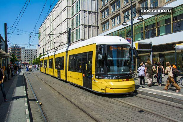 Трамвай Берлина