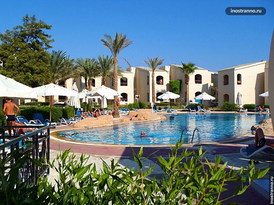 Отель в Шарм-эль-Шейх